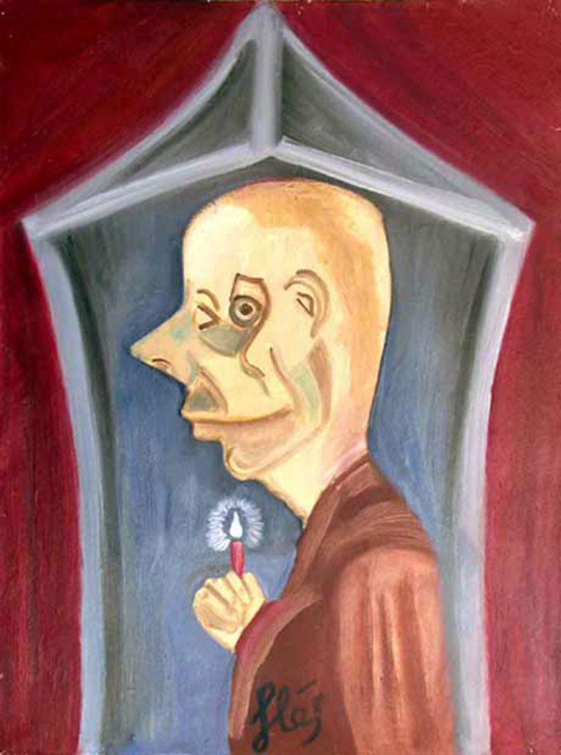 znirvan - Цікаво: Арт-брют – мистецтво божевільних людей - Заборона