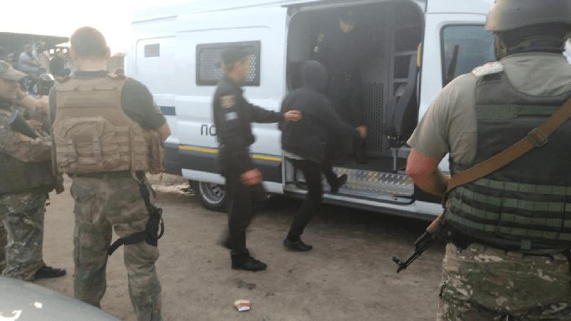 41547330 463804060806826 5020933751048241152 o - У Харківській області екс-військові намагалися захопити елеватор - Заборона