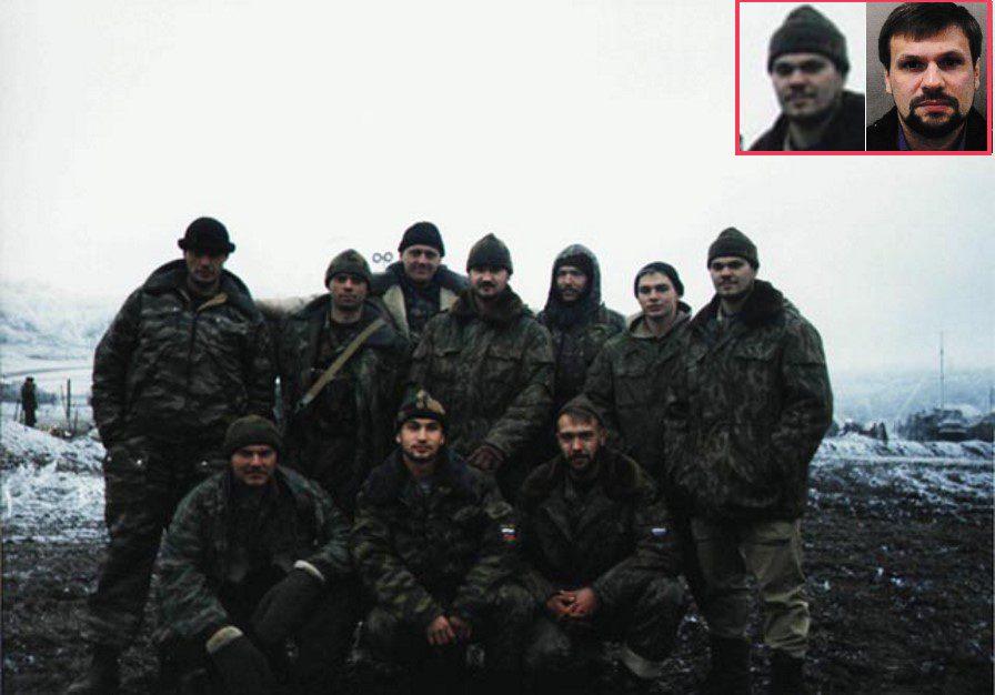 dd - Підозрюваний в отруєнні Скрипалів воював на Донбасі – Bellingcat - Заборона