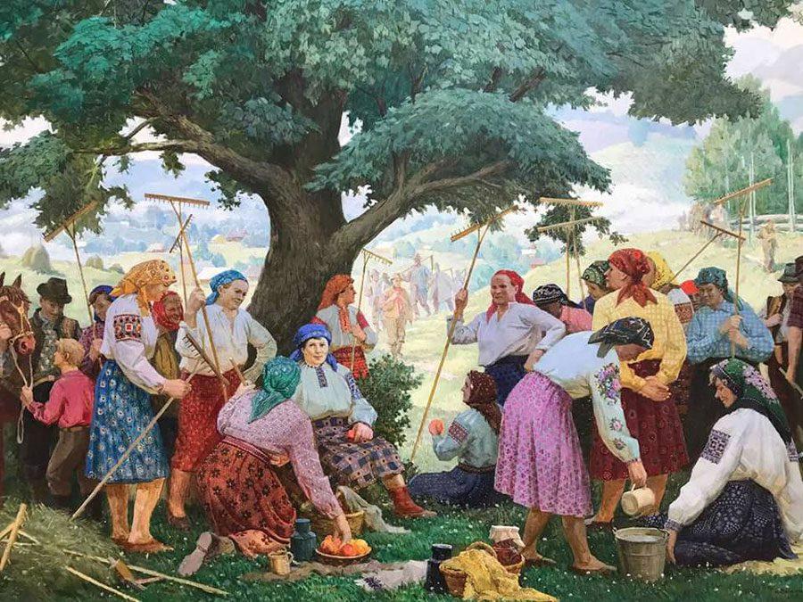 museum 3 - Мистецтво не винне. Чому варто зберігати художні твори радянської доби - Заборона