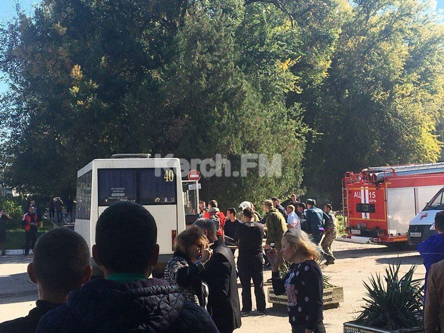 17102018 news 4 5 - У коледжі в Керчі підірвали бомбу - Заборона