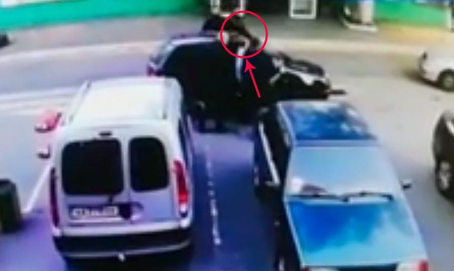 22102018 news 9 2 - У Києві поліція знову затримала росіянина, який товаришував зі Тумгоєвим - Заборона