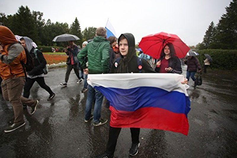 09112018 news 3 7 - У РФ запропонували позбавляти батьківських прав за участь дітей у мітингах: ШЗХ тижня - Заборона