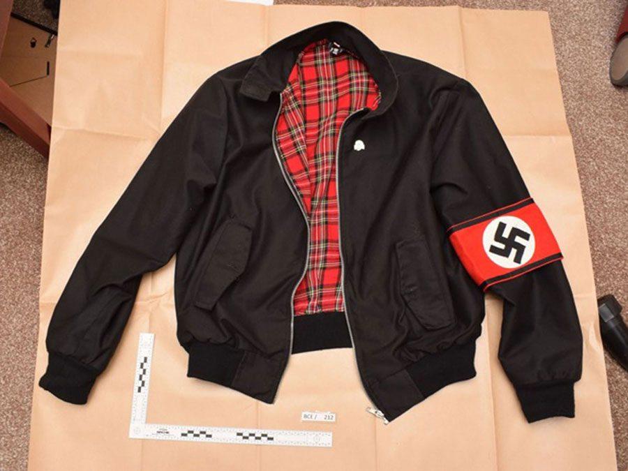 13112018 news 1 2 - У Британії затримали неонацистів. У них знайшли форми для випікання у вигляді свастики - Заборона