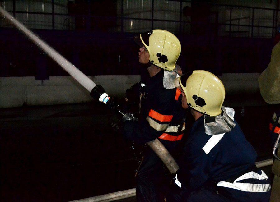 Od DSC 0041 - Під Одесою сталась пожежа на заводі. Її ліквідували, жертв немає - Заборона