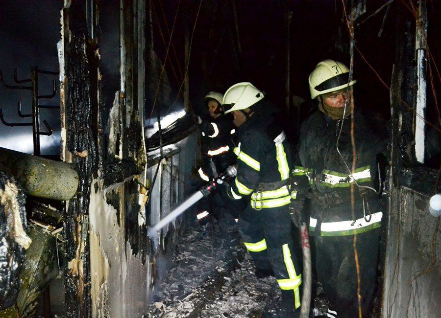 Od DSC 0116 - Під Одесою сталась пожежа на заводі. Її ліквідували, жертв немає - Заборона