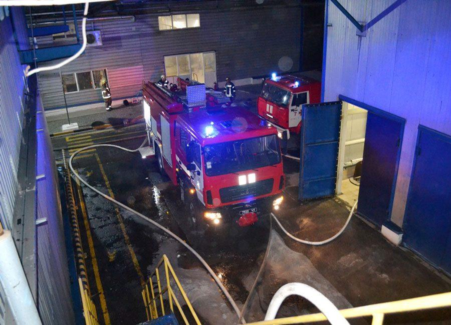 Od DSC 0120 - Під Одесою сталась пожежа на заводі. Її ліквідували, жертв немає - Заборона