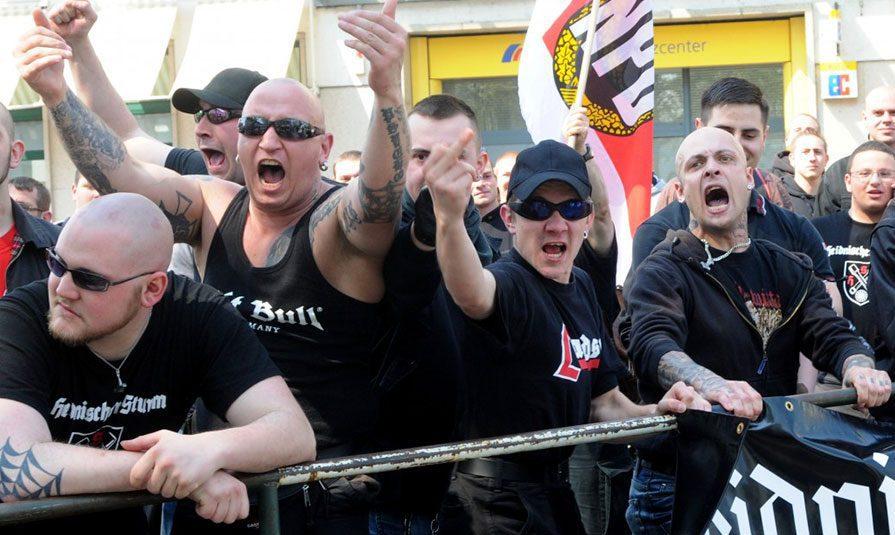 17122018 news 2 2 - Поліцейських Франкфурта-на-Майні запідозрили у належності до правоекстремістського нацистського угрупування - Заборона