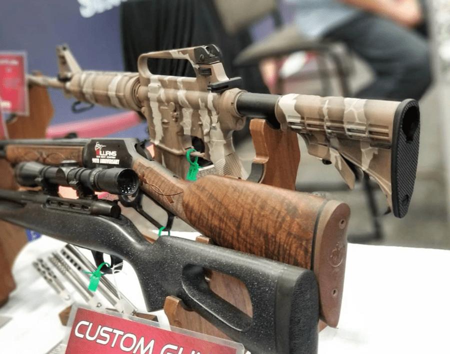 31949782 2186258334725519 5601280585466118144 o - Штат Вашингтон заборонив продаж напівавтоматичних штурмових гвинтівок особам, які не досягли 21 року - Заборона