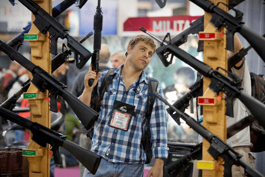 gun poll - Штат Вашингтон заборонив продаж напівавтоматичних штурмових гвинтівок особам, які не досягли 21 року - Заборона