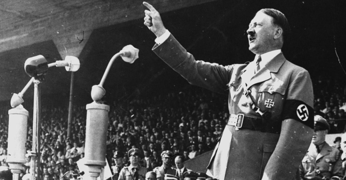 adolf - Пенсії від Гітлера, синтепоновий сніг для Путіна, небесні фалоси від нудьги, та інші ШЗХ тижня - Заборона