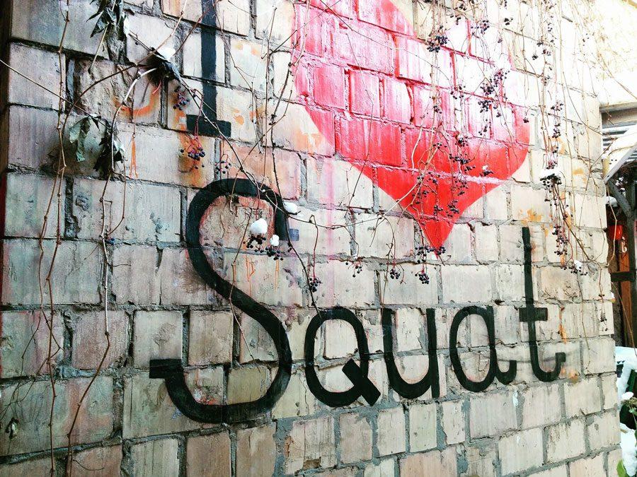 squat17 1 - Місця свободи. Гайд по українських сквотах - Заборона