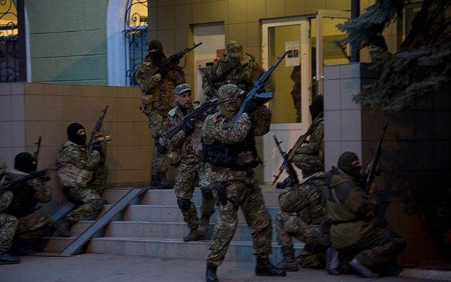 16042019 slavyansk 15 - Як я залишав Слов'янськ. Репортаж-реконструкція про початок війни на Донбасі - Заборона