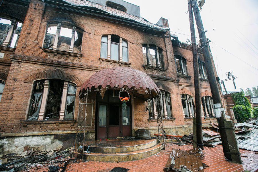 16042019 slavyansk 3 - Як я залишав Слов'янськ. Репортаж-реконструкція про початок війни на Донбасі - Заборона