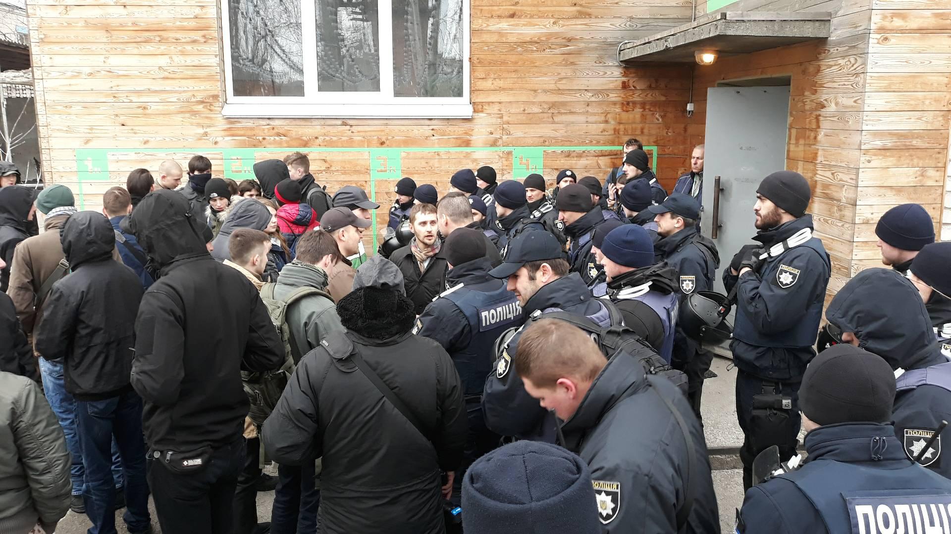 BlokutDyskusiiu1 - Правий та ще правіший. Як радикали разом з СБУ та МВС перетворюють Україну на мафіозне болото - Заборона