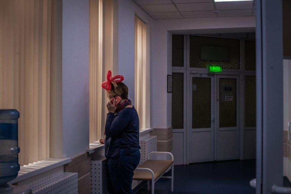 Аліна Смутко 1024x681 - <b>Більшість людей в Україні з паліативними діагнозами не отримують належної допомоги в хоспісах і вдома.</b> Волонтери розповідають, як з цим боротися - Заборона