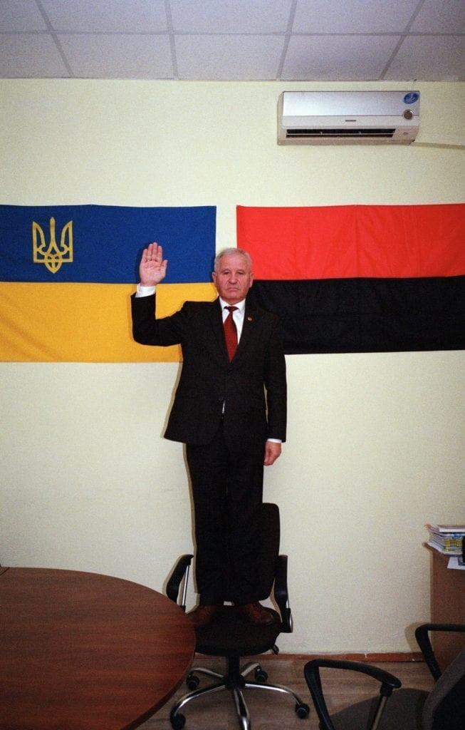 2020 03 09 0006 653x1024 - <b>Консул і його боротьба.</b> Заборона розповідає історію дипломата Василя Марущинця, якого звинуватили в гітлеризмі - Заборона