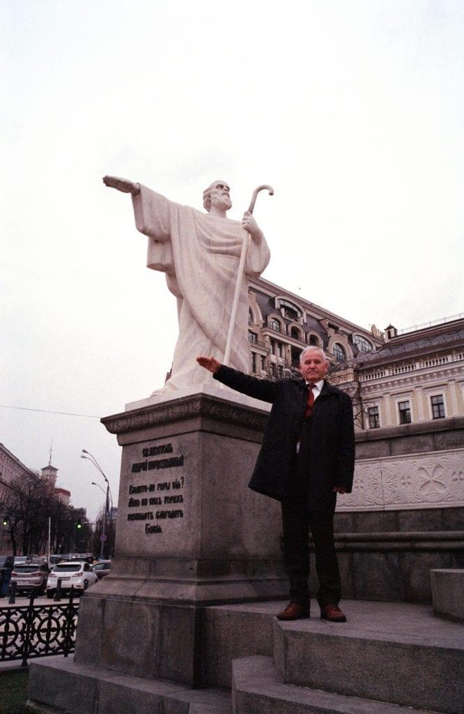 2020 03 09 0019 666x1024 - <b>Консул і його боротьба.</b> Заборона розповідає історію дипломата Василя Марущинця, якого звинуватили в гітлеризмі - Заборона