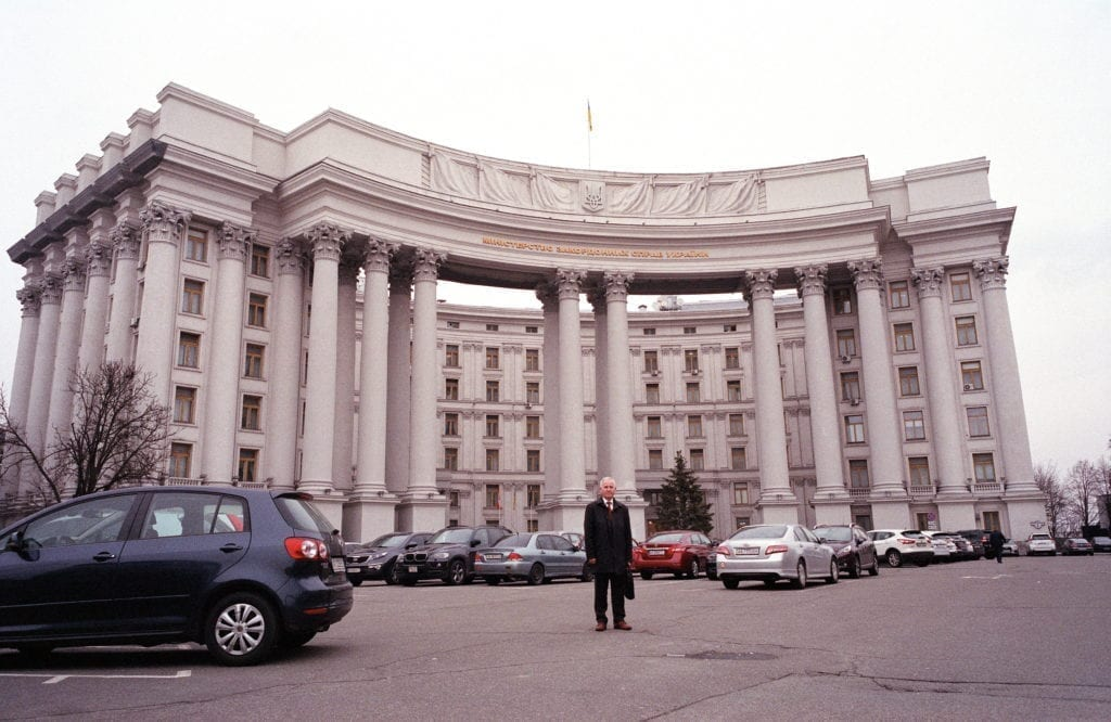 2020 03 09 0023 1024x666 - <b>Консул і його боротьба.</b> Заборона розповідає історію дипломата Василя Марущинця, якого звинуватили в гітлеризмі - Заборона