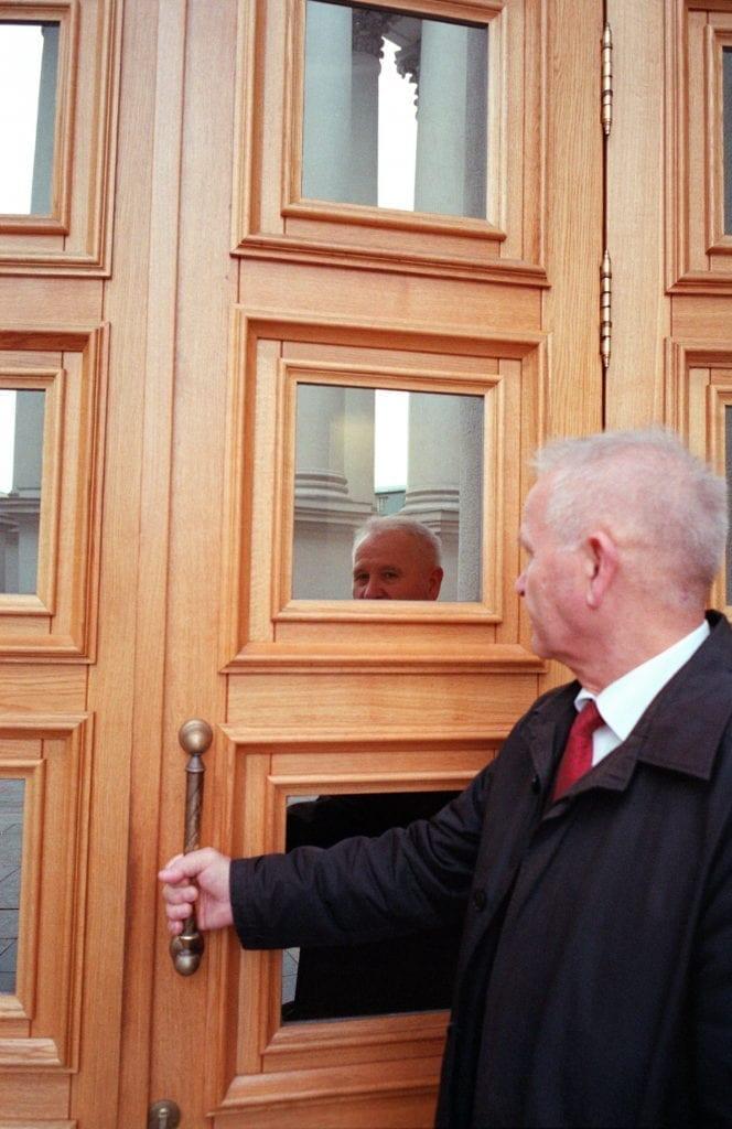 2020 03 09 0033 664x1024 - <b>Консул і його боротьба.</b> Заборона розповідає історію дипломата Василя Марущинця, якого звинуватили в гітлеризмі - Заборона