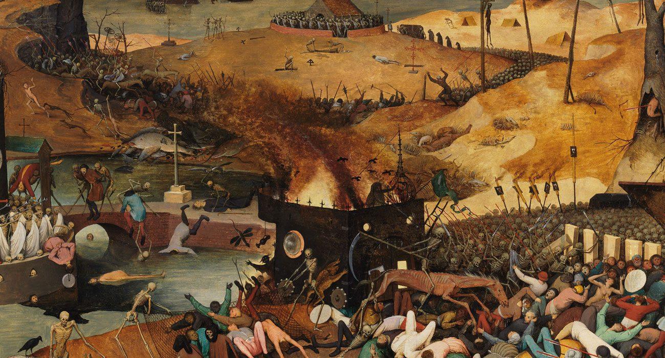 Питер Брейгель Старший: Триумф смерти.