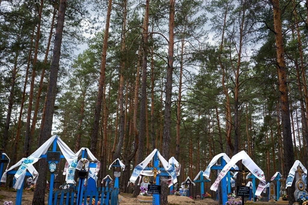 ivan chernichkin 1024x683 - <b>В Україні тривають Гробки, коли люди влаштовують трапези на цвинтарях.</b> Пояснюємо, що це за традиція - Заборона