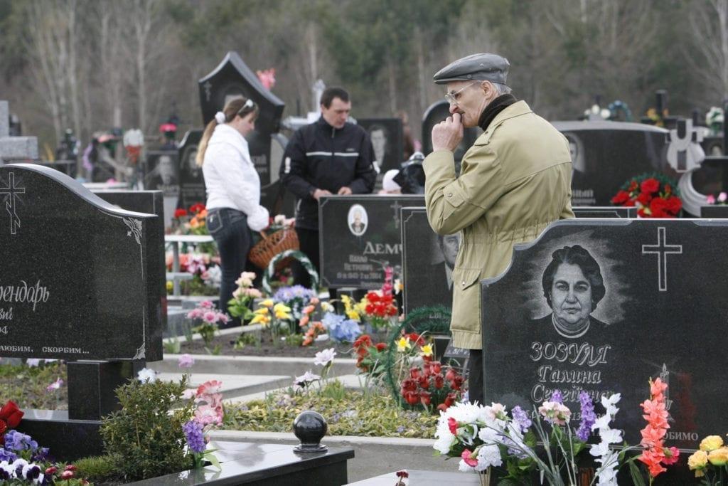 kostyantin chernichkin 02 1024x683 - <b>В Украине проходят Гробки, когда люди устраивают трапезы на кладбищах.</b> Объясняем, что это за традиция - Заборона