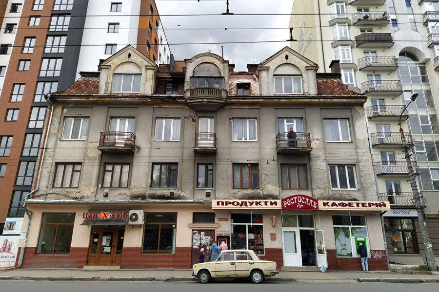 2 1 - <b>Марцинкив и его крест.</b> Репортаж Забороны о мэре Ивана-Франковска, который стал примером нетолерантности - Заборона