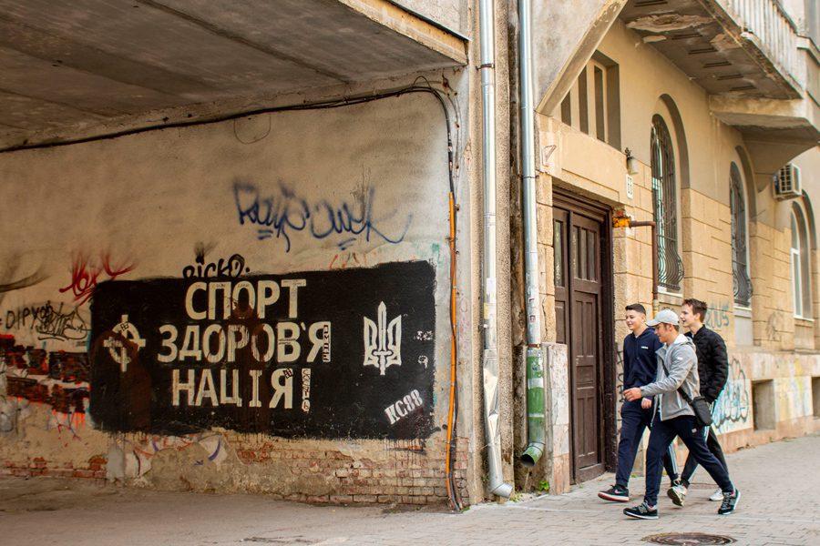 4 1 - <b>Марцинкив и его крест.</b> Репортаж Забороны о мэре Ивана-Франковска, который стал примером нетолерантности - Заборона