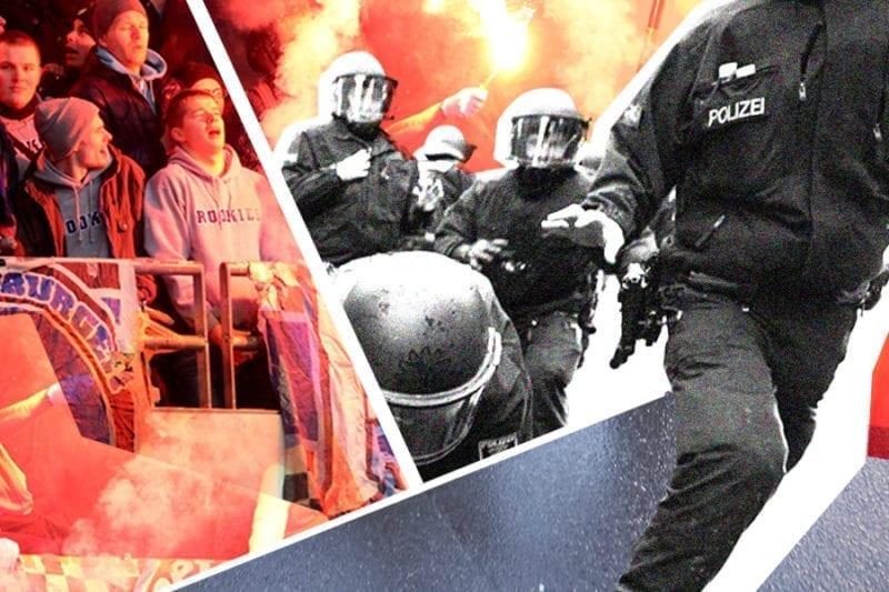 nikitin football fans fragmentы foto dpa - <b>Драка за белую расу.</b> Как российский неонацист Денис Никитин продвигает в Украине свои идеи, и при чем тут полк «Азов» - Заборона
