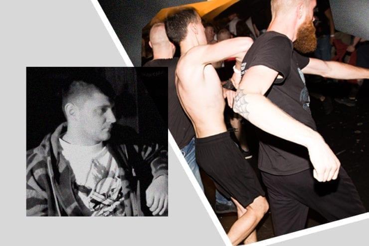 nikitin i white rex kadr yz  740x493 - <b>Fight for the white race.</b> How the Russian neo-Nazi Denis Nikitin promotes his ideas in Ukraine, and why the Azov Regiment. - Заборона