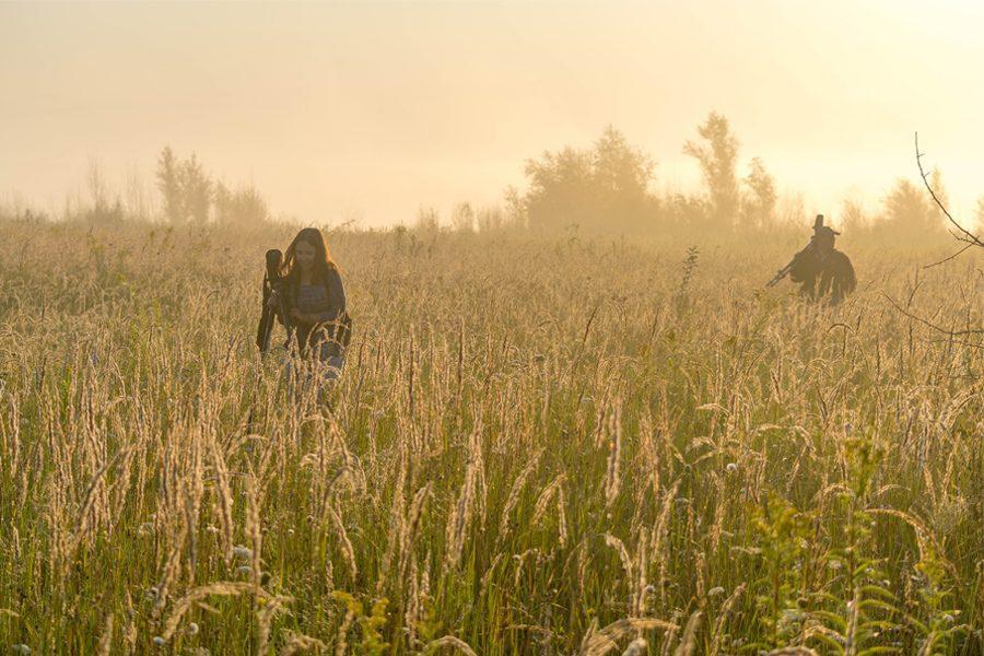 1 foto yurij fomin - <b>Дивитися на птахів.</b> В Україні бьордвочери допомагають зберегти рідкісні види - Заборона