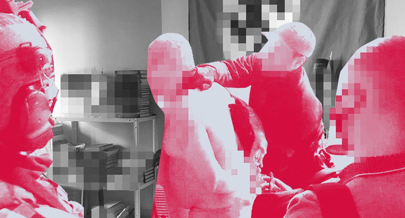 арешт нацистів