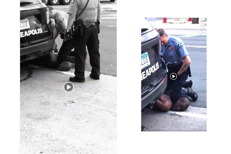 foto yz otkrыtыh ystochnykov - <b>США палають через смерть Джорджа Флойда. </b>Головне про резонансне вбивство в Міннесоті та реакцію американського суспільства - Заборона