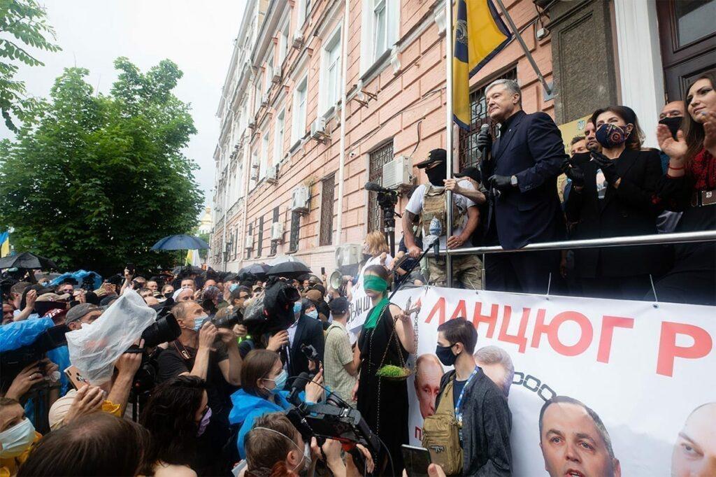 foto myhayl palynchak 1 1024x682 - <b>В Україні порушують кримінальні справи проти колишнього президента та активістів.</b> Це вже політичні переслідування чи ще ні? - Заборона
