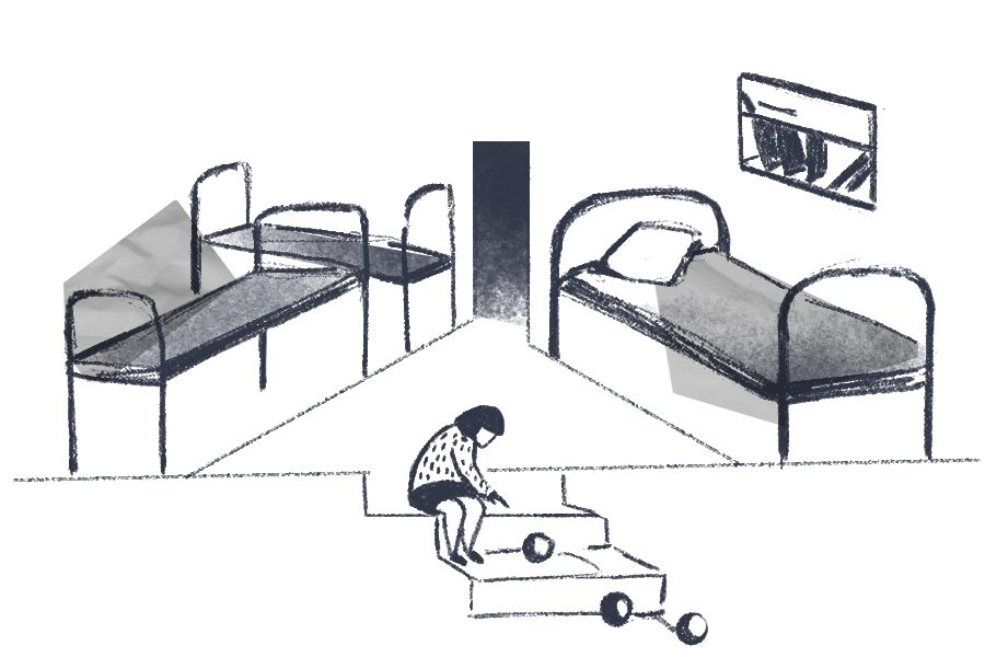 ill4 - <b>Карантин без кровати.</b> В марте детей из интернатов распустили по домам – их там не ждали - Заборона