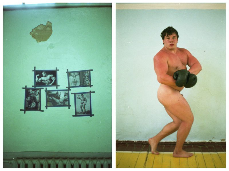 shvarczneger — moj kumyr - <b>Тело, политика, эрос и танатос:</b> украинские художники и кураторы о телесности в искусстве - Заборона