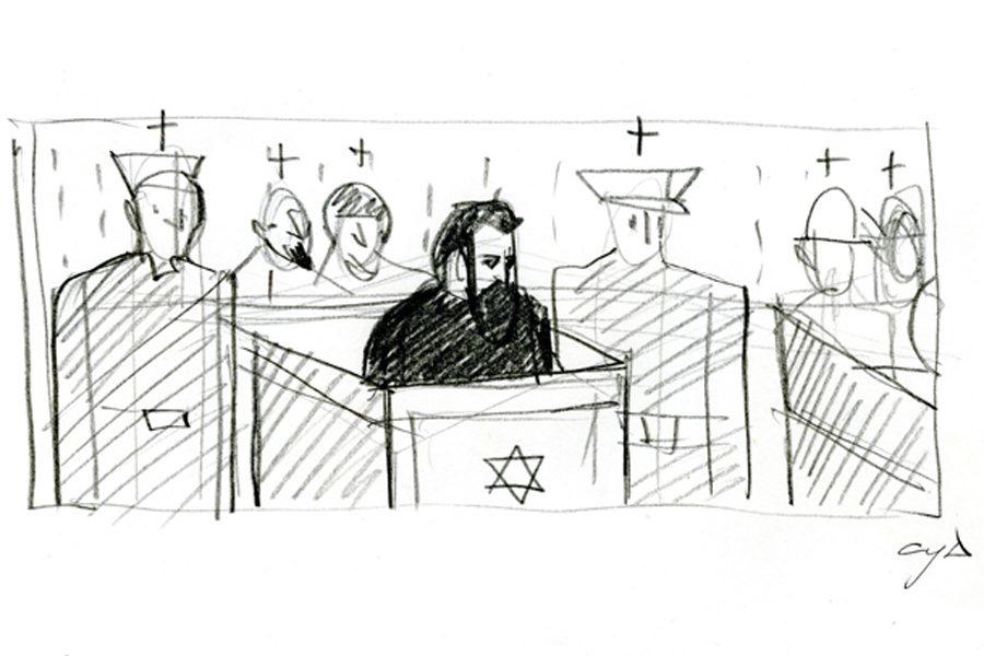sketch1 - <b>Неоконченный процесс</b>. Репортаж Забороны о легендарном «деле Бейлиса» – и о том, почему памятник ему может никогда не появиться в Киеве - Заборона