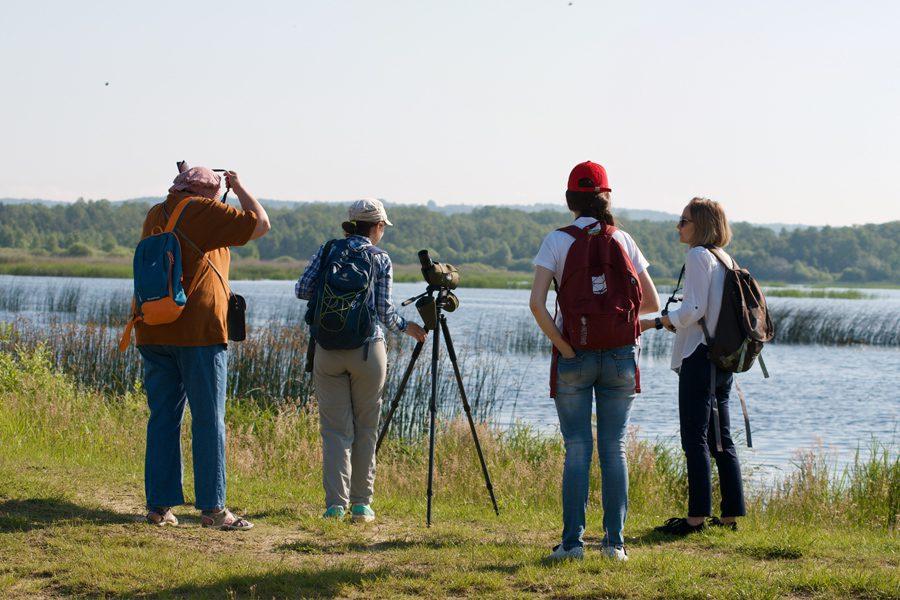 z arhiviv spilnoty2 - <b>Дивитися на птахів.</b> В Україні бьордвочери допомагають зберегти рідкісні види - Заборона