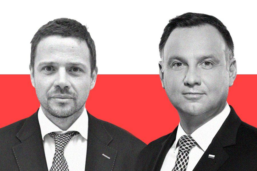1 foto z vidkrytyh dzherel - <b>В Польше прошли президентские выборы</b>. В это время в стране прокатилась волна преступлений на почве ненависти - Заборона