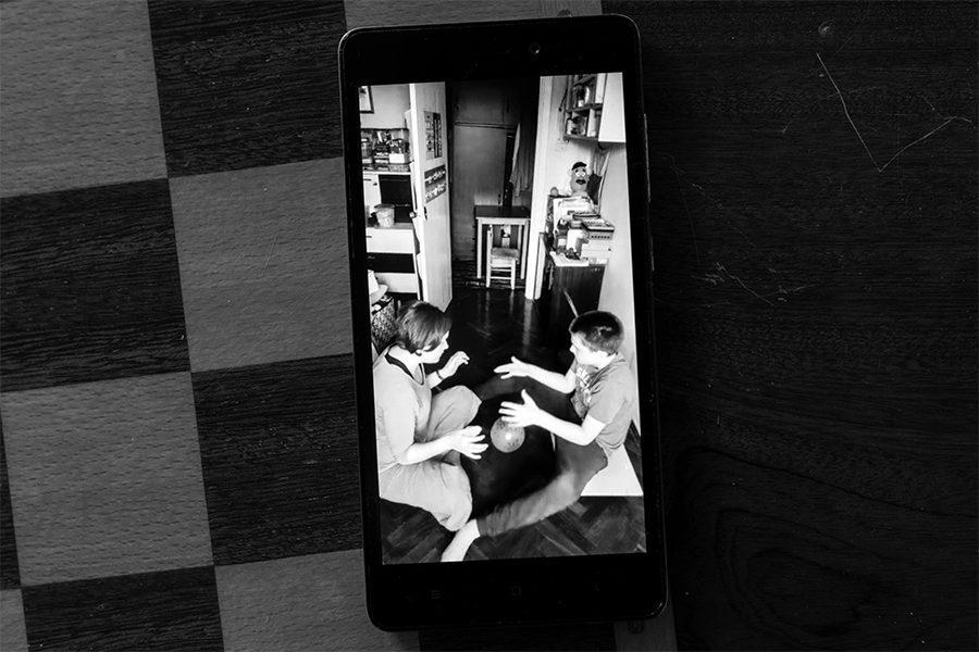 4 3 - <b>Таня и Артем.</b> Фотопроект Забороны о жизни ребенка с аутическим расстройством - Заборона