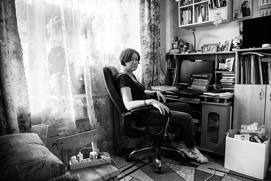 8 2 - <b>Таня и Артем.</b> Фотопроект Забороны о жизни ребенка с аутическим расстройством - Заборона
