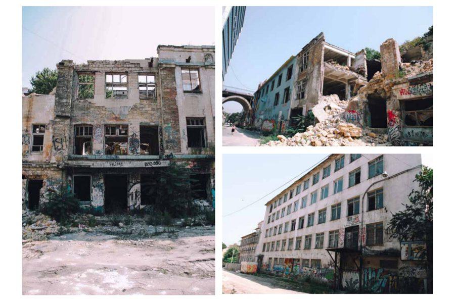podmostove — alexander gorenyuk - <b>Будущее в руинах.</b> Катя Сергацкова – о заброшенных местах и их роли в городском ландшафте - Заборона