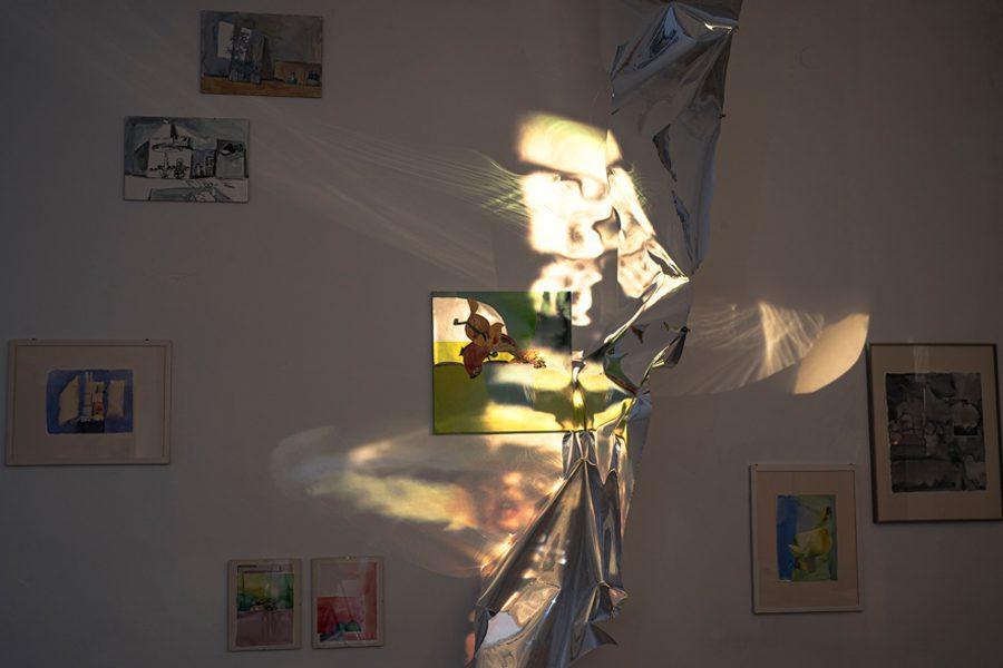 11 1 - <b>Прийняти своє тіло.</b> Історія художниці, яка 10 років живе з мінливою травмою - Заборона