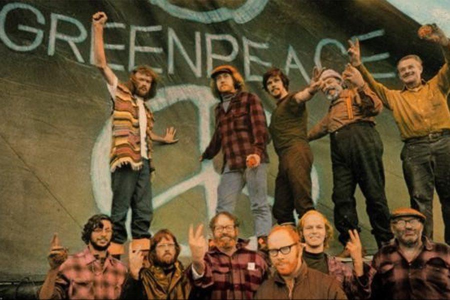 crew of the phyllis cormack on the first greenpeace voyage. © greenpeace robert keziere - <b>Коротка історія Грінпіс.</b> Заборона розповідає, як ця організація змінювала світ - Заборона