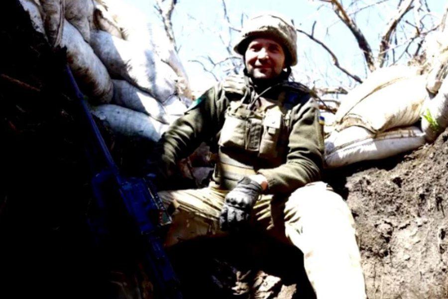 kastus2 - <b>За нашу и вашу свободу.</b> Как беларусы воюют за Украину - Заборона
