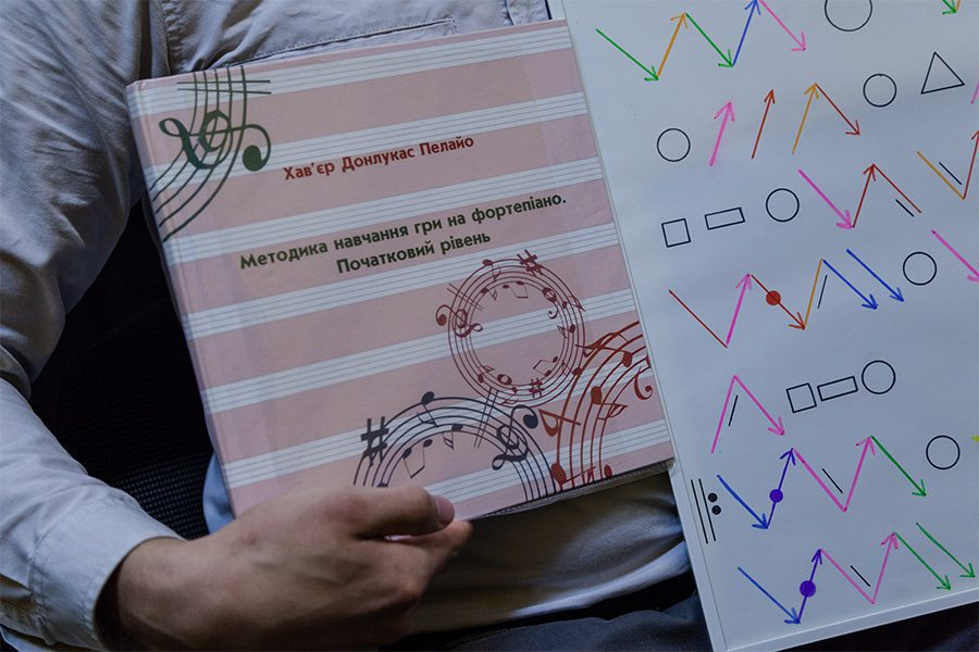 music autism 1 - <b>Музика для особливих.</b> Заборона розповідає про музиканта, який вчить дітей з аутизмом - Заборона
