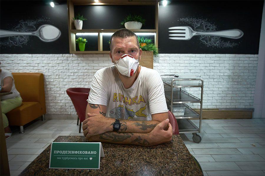 tapolsky 3 - <b>Гражданин Тапольский и социальная дистанция.</b> Заборона рассказывает историю одного из самых известных диджеев Украины - Заборона