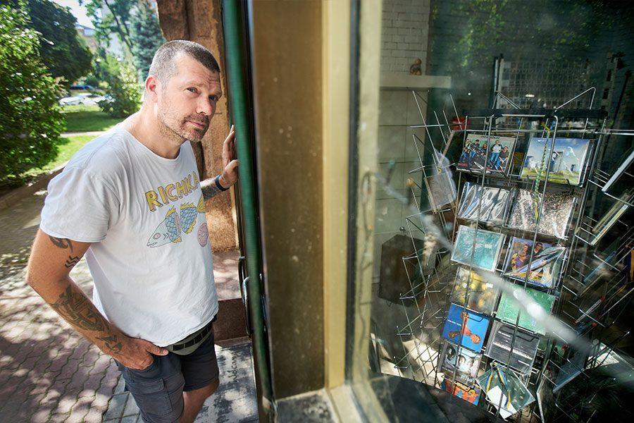 tapolsky 5 - <b>Гражданин Тапольский и социальная дистанция.</b> Заборона рассказывает историю одного из самых известных диджеев Украины - Заборона