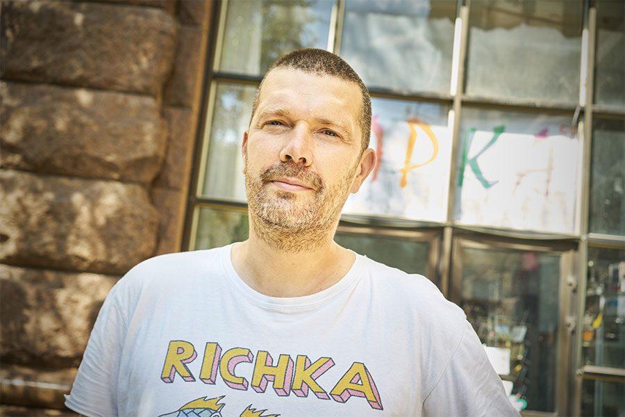 tapolskyi 1 - <b>Гражданин Тапольский и социальная дистанция.</b> Заборона рассказывает историю одного из самых известных диджеев Украины - Заборона